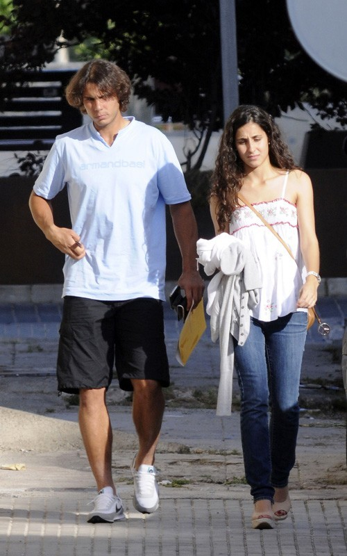 Rafael Nadal Girl Friend