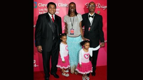 Muhammad Ali Family