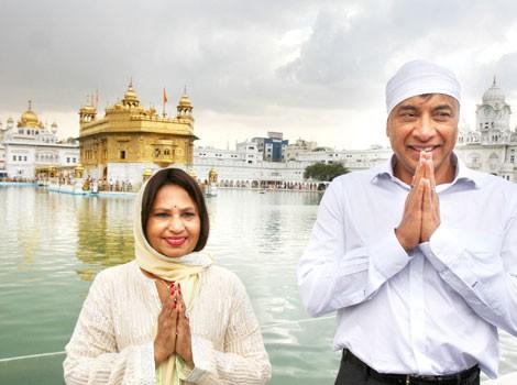 Lakshmi Mittal Spouse