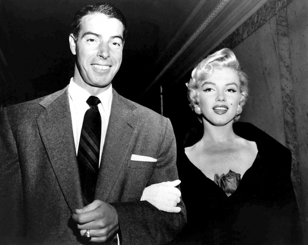 Marilyn Monroe Husband Dimaggio