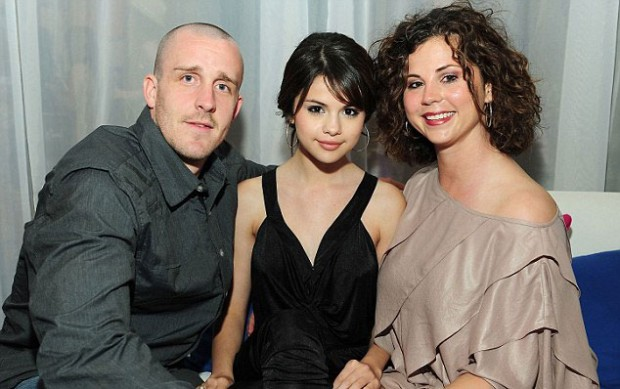 Selena Gomez Parents