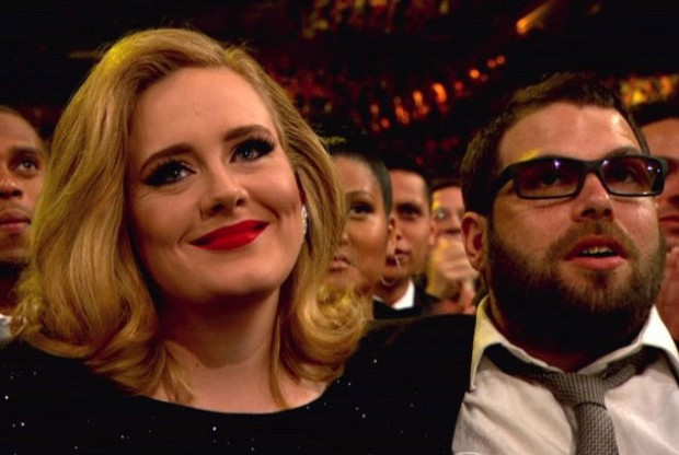 Adele Partner Simon