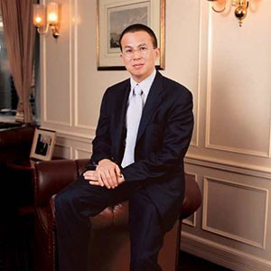 Li Ka Shing Son Richard Li