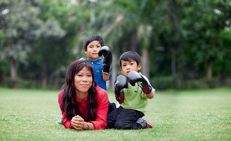 Mary Kom Sons