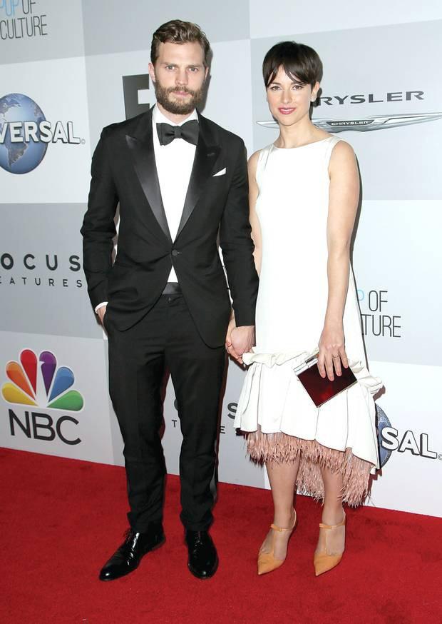 Jamie Dornan Spouse