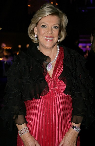 James Packer Mother Roslyn Redman Weedon
