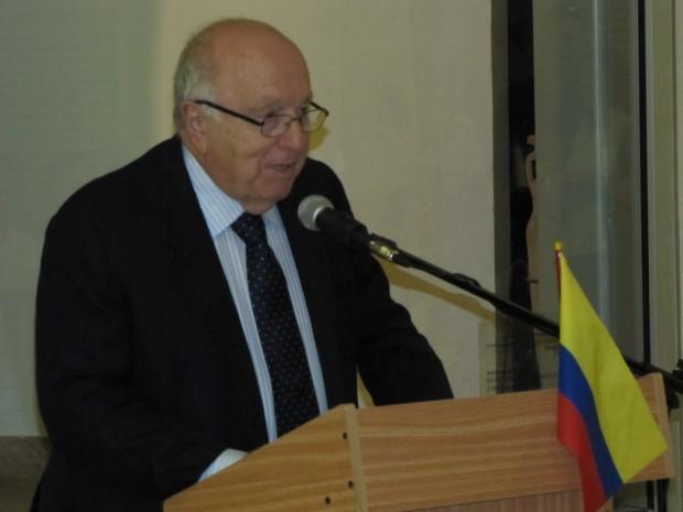 Jaime Gilinski Father Isaac Gilinski Sragowicz