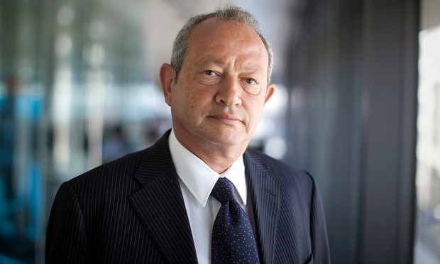 Nassef Sawiris Brother Naguib Sawiris