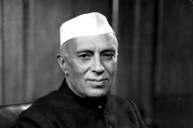 Indira Gandhi Father Jawaharlal Nehru