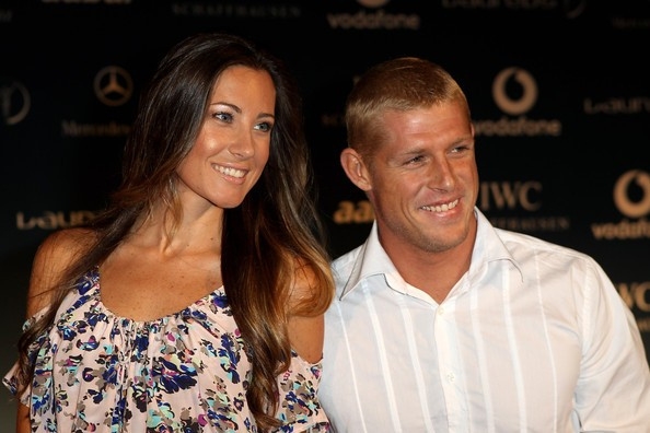 Mick Fanning Wife
