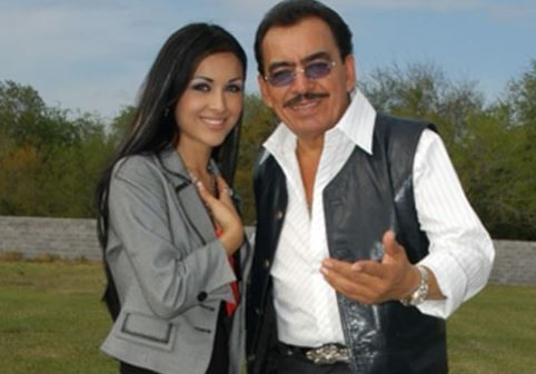 Joan Sebastian With Ex Wife Erika Alonso
