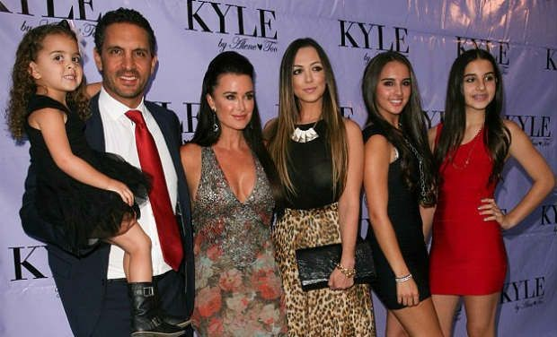 Kyle Richards Family