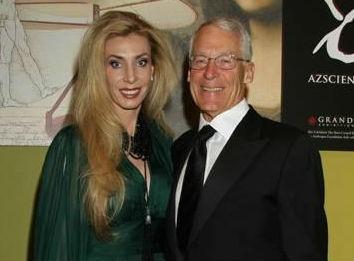 Robson Walton with Wife melani lowman walton
