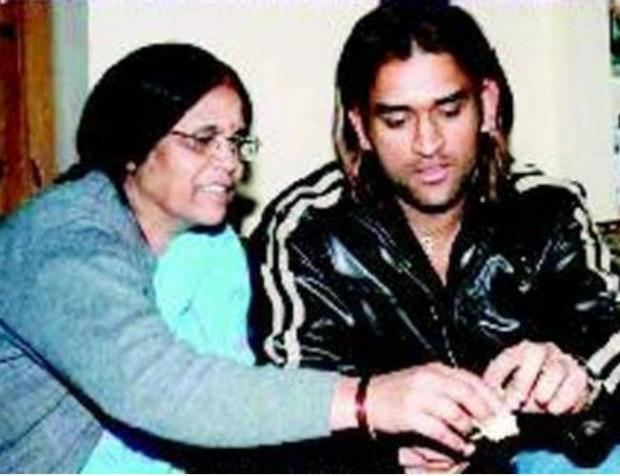 Dhoni's Mother Devaki Devi