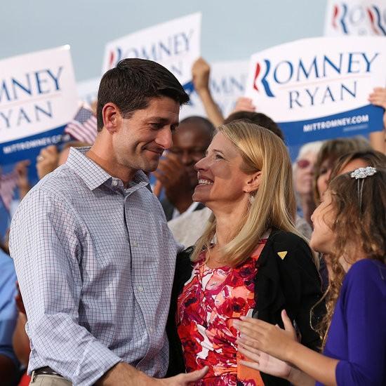 Paul Ryan's Wife Janna Little Ryan