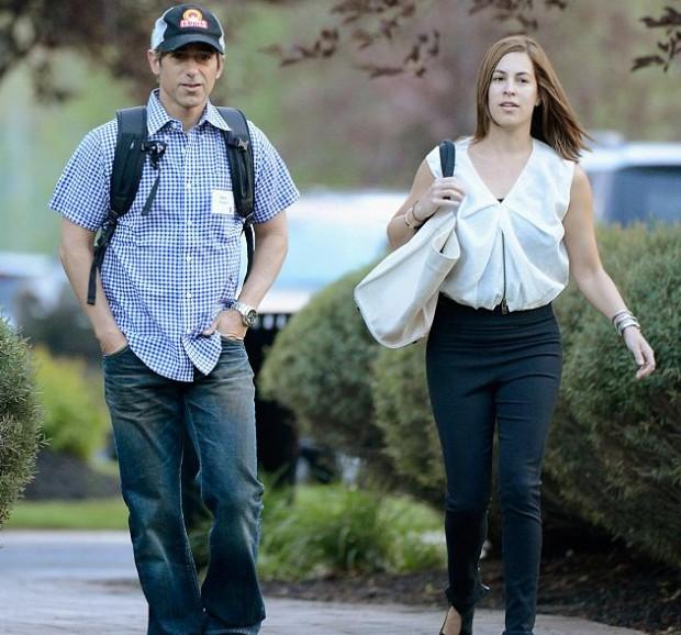Mark Pincus and His Wife Ali Pincus
