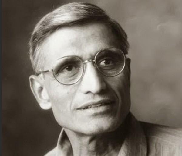 Satya Nadella's Father BN Yugandhar