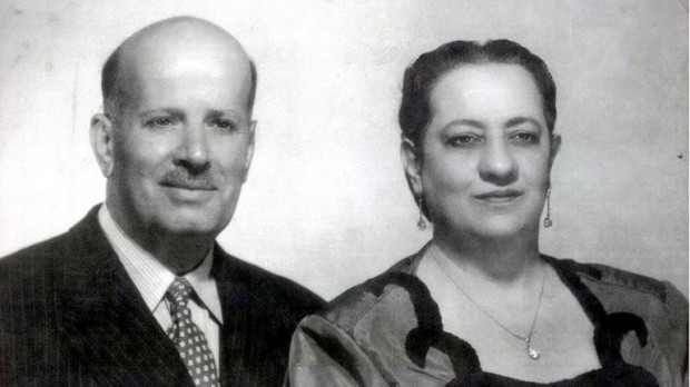 Carlos Slim Parents