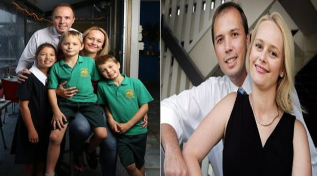 Peter Dutton Family