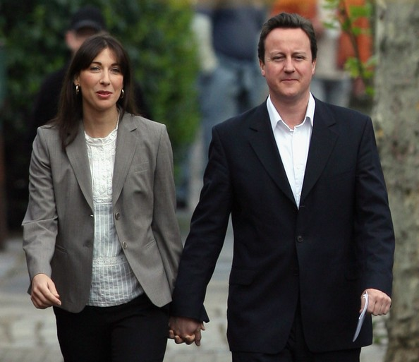 David William Donald Cameron Wife