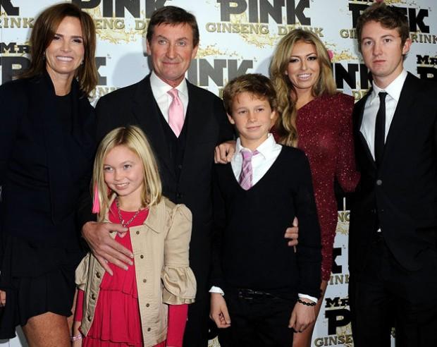 Wayne Gretzky Children