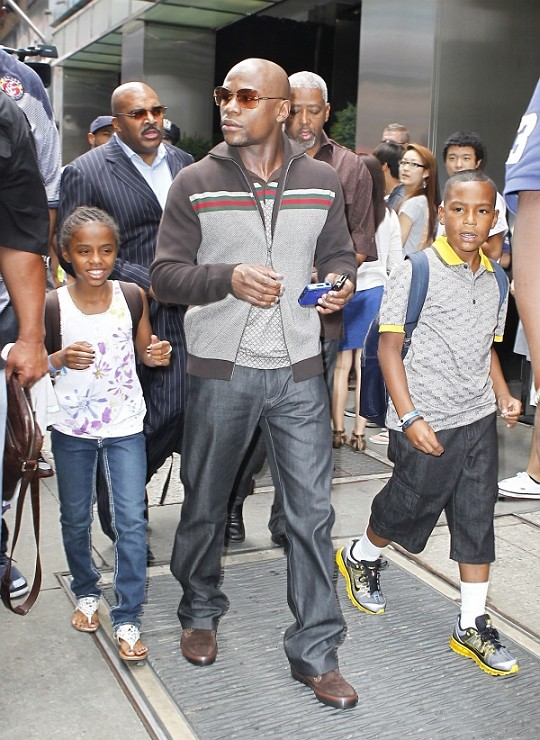 Floyd Mayweather Children
