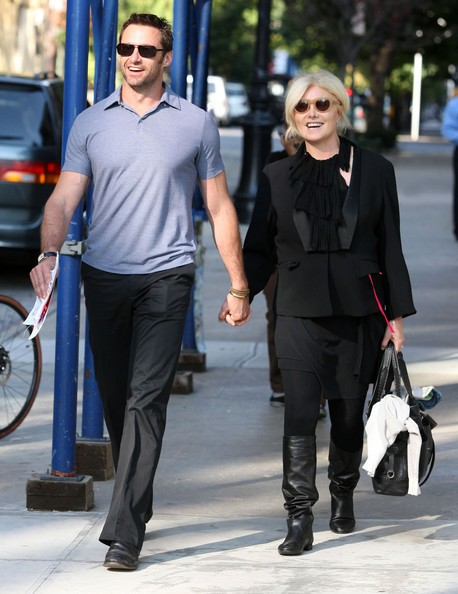 Hugh Michael Jackman Spouse