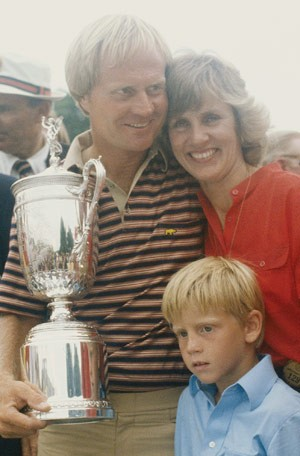 Jack William Nicklaus Family