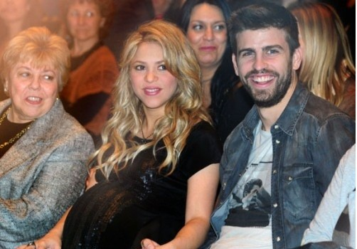 Shakira Partner