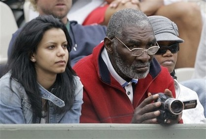 Serena Williams Father