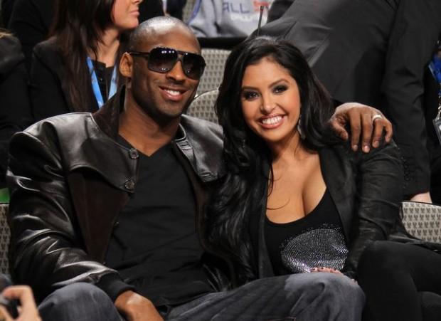 Kobe Bryant Wife Vanessa Bryant