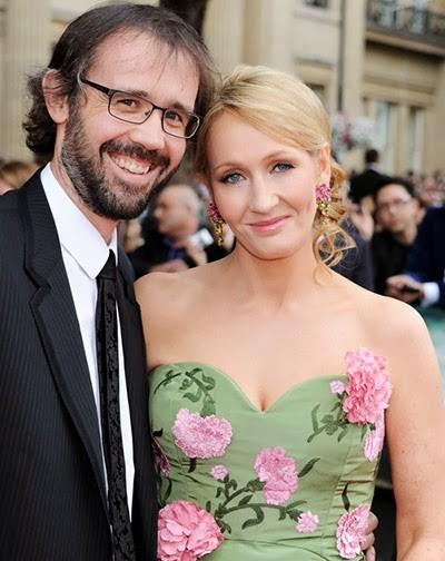 J. K. Rowling Spouse