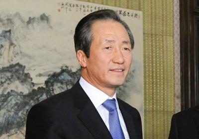 Chung Mong Koo Brother