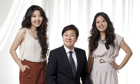 Do Won Chang Family