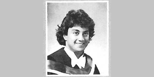 Daryl Katz's graduation photo