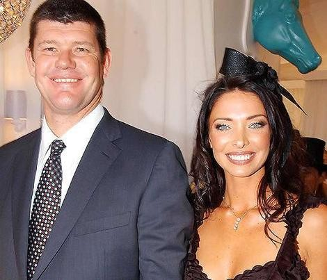 James Packer Daughter Emmanuelle Sheelah Packer