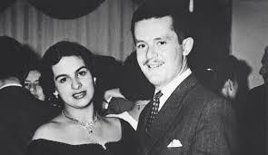 55 yeras Ago - Luis Carlos and Wife
