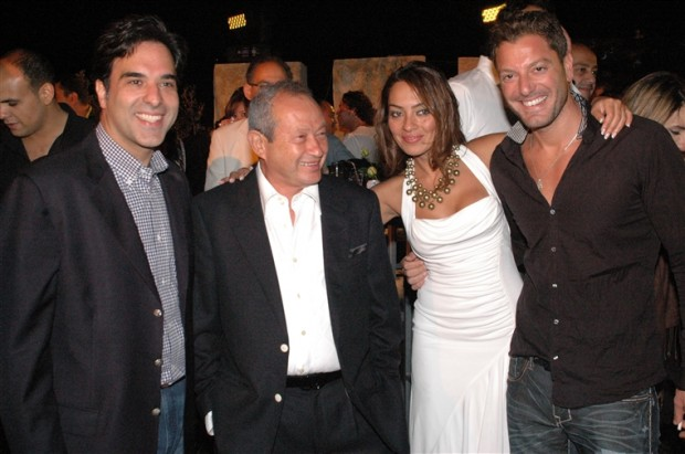 Onsi Sawiris Family