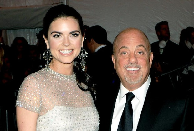 Billy Joel with His Third Wife Katie Lee Joel