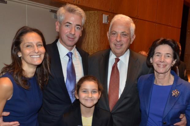Bill Ackman's Family