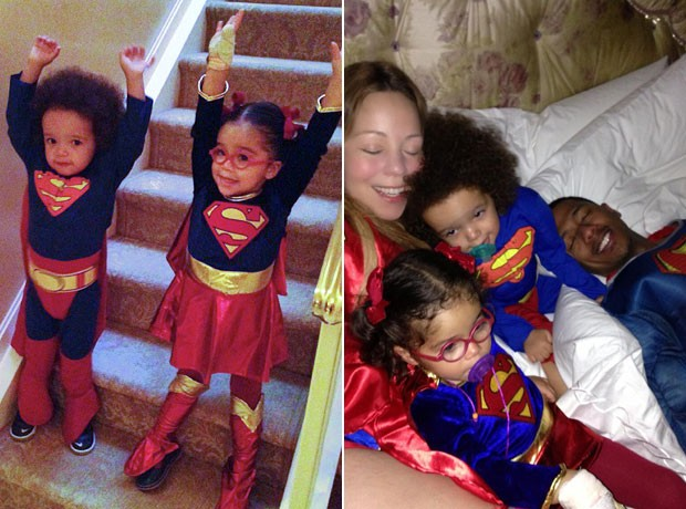 Nick Cannon Family