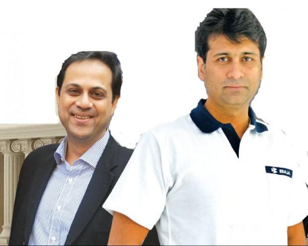 Rajiv And Sanjiv Bajaj