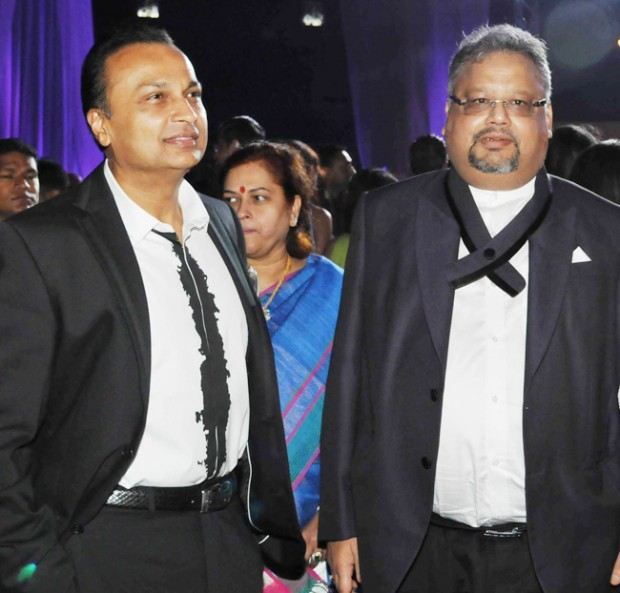 Rakesh Jhunjhunwala at Sangeeth