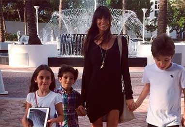Marcos Mion Wife and His Kids