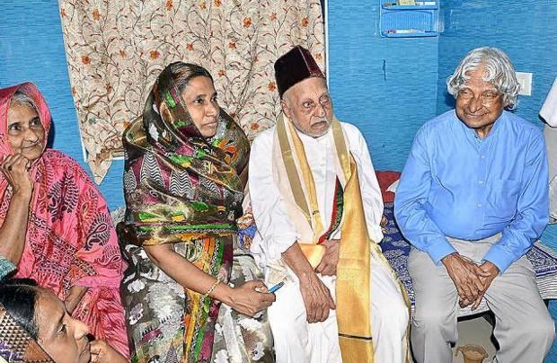 Abdul Kalam Family