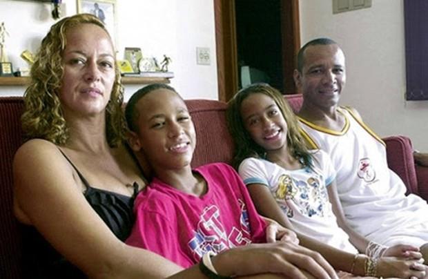 Neymar Family