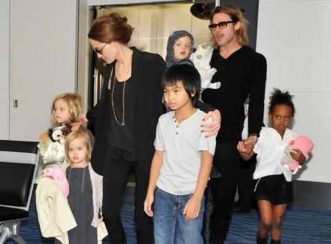 William Bradley Pitt (Brad Pitt) Family