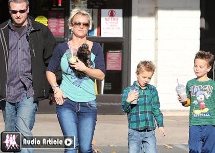 Britney Jean Spears Family