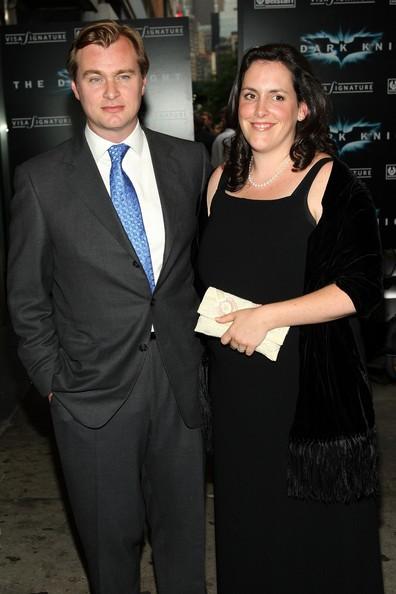 Christopher Jonathan James Nolan Wife