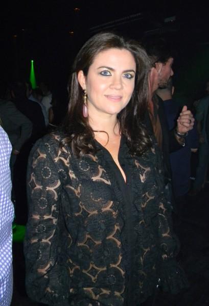 Alexandre Grendene Bartelle daughter Giovana Bartelle